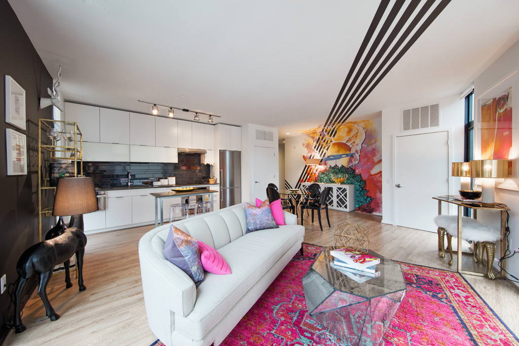 the shay  washington d.c. luxury apartments and lofts for rent, Bedroom designs
