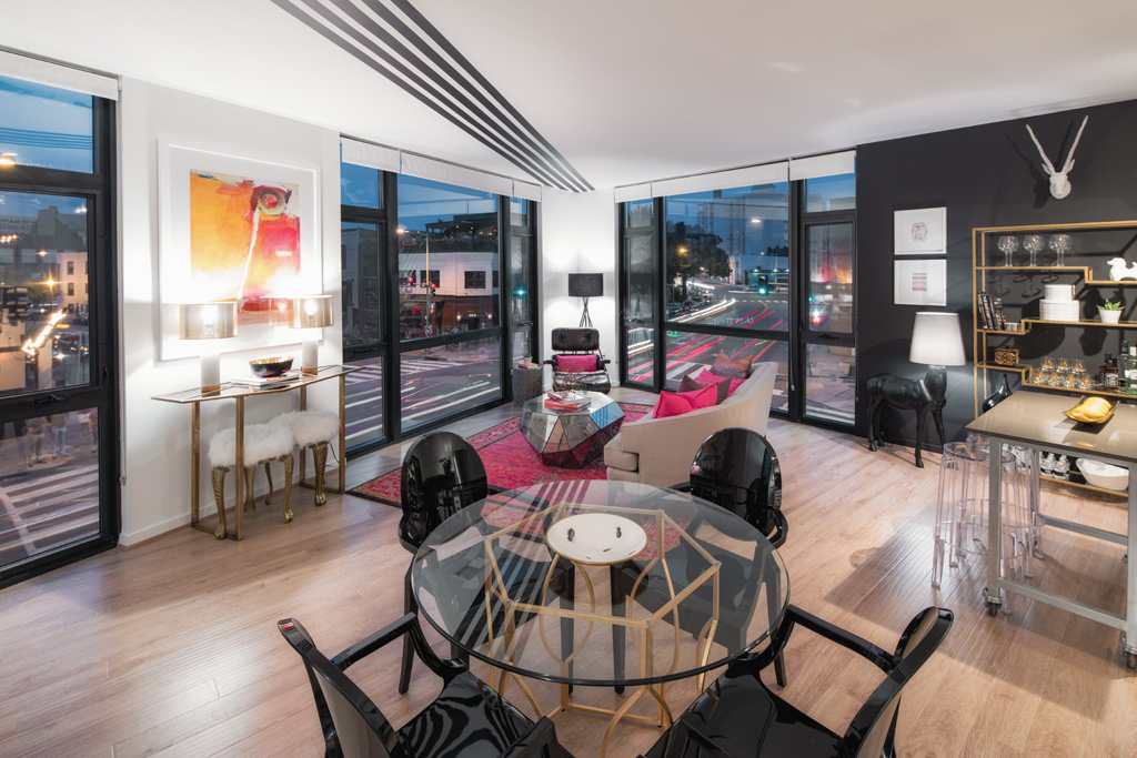 The Shay Washington D C Luxury Apartments And Lofts For