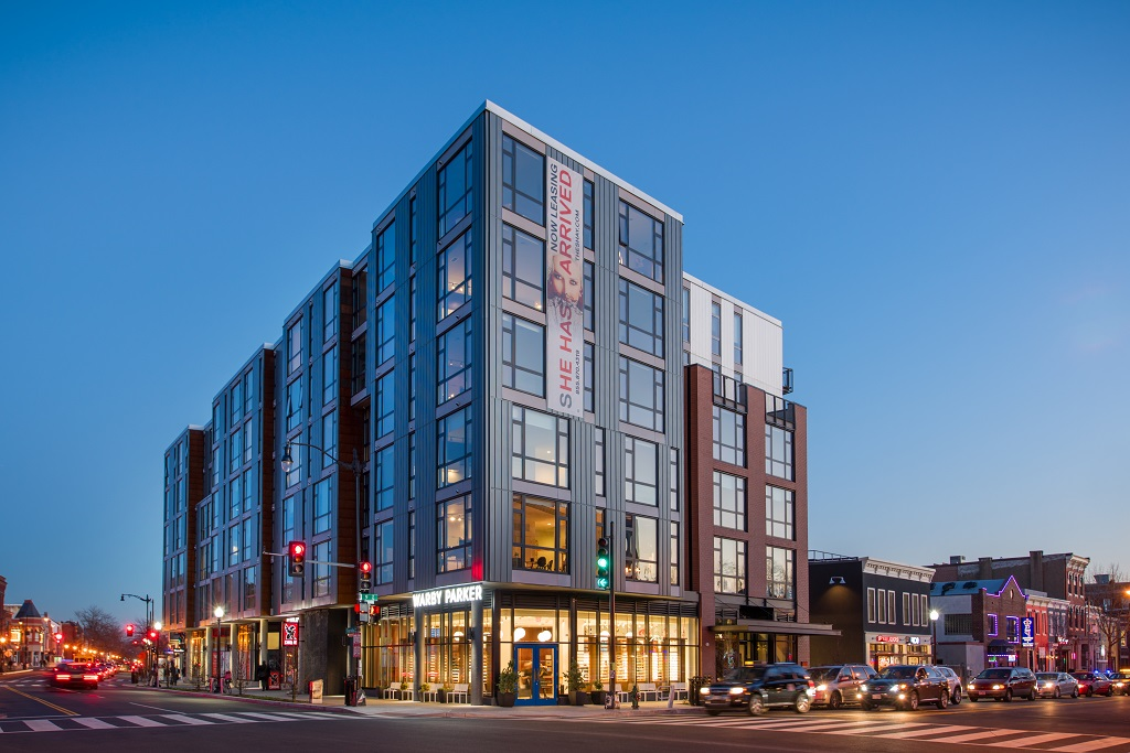 The Shay Washington DC Luxury Apartments And Lofts For