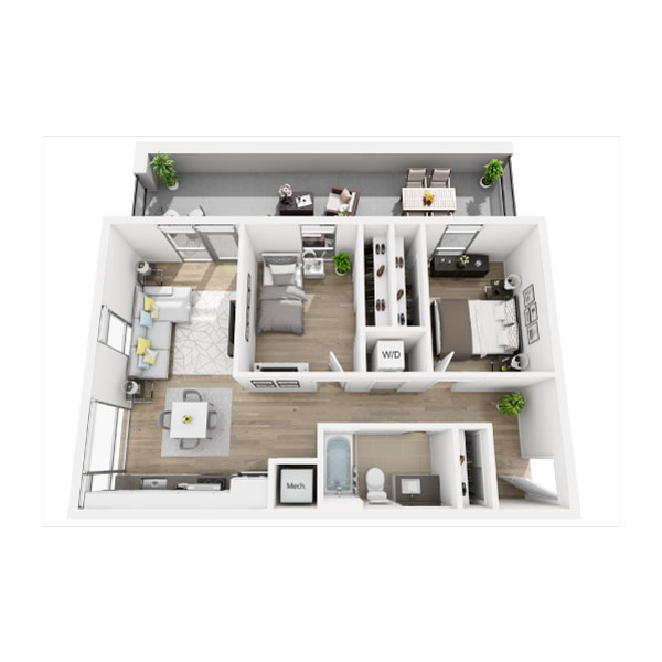 The Shay Luxury Washington D C Apartments And Lofts For